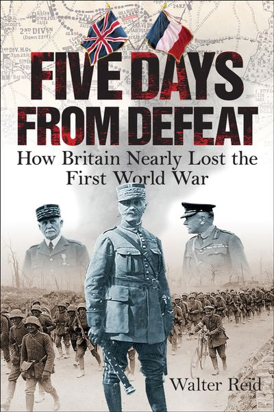Buy Five Days from Defeat at Amazon