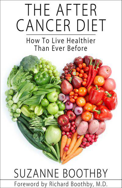 Buy The After Cancer Diet at Amazon