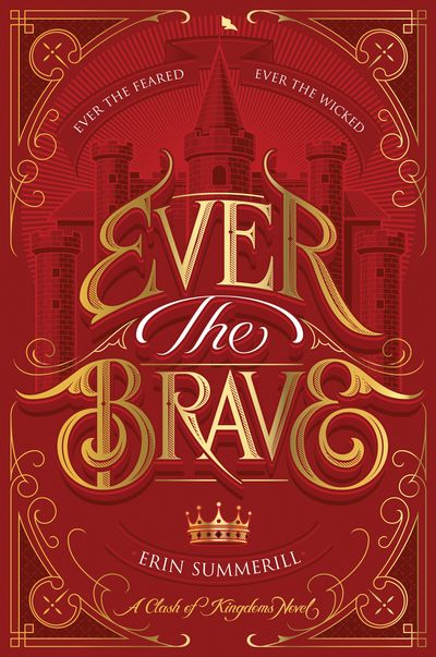 Buy Ever the Brave at Amazon