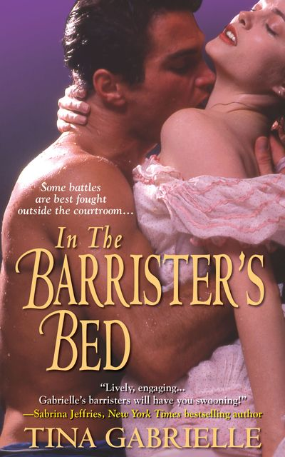 Buy In the Barrister's Bed at Amazon