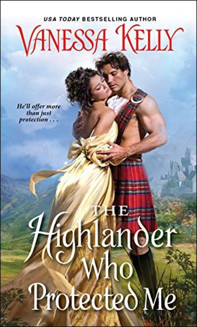 Buy The Highlander Who Protected Me at Amazon