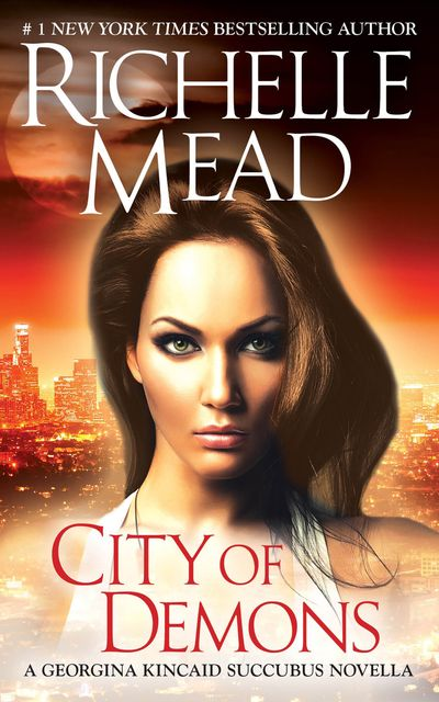 Buy City of Demons at Amazon