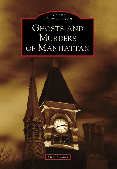 Buy Ghosts and Murders of Manhattan at Amazon