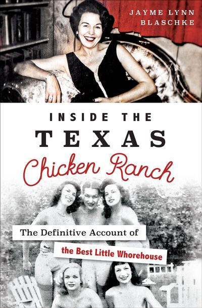Buy Inside the Texas Chicken Ranch at Amazon