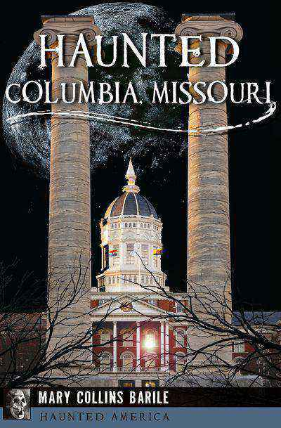 Buy Haunted Columbia, Missouri at Amazon