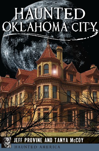 Buy Haunted Oklahoma City at Amazon