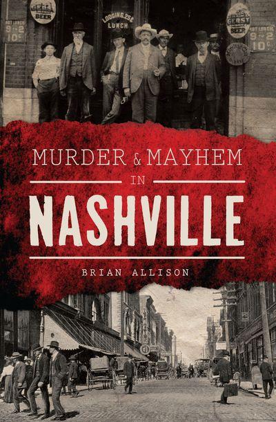 Buy Murder & Mayhem in Nashville at Amazon