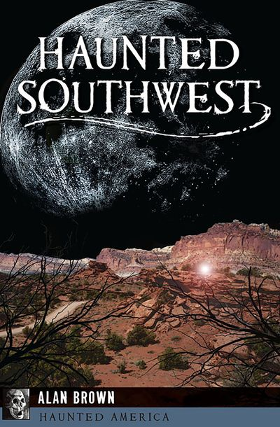 Buy Haunted Southwest at Amazon
