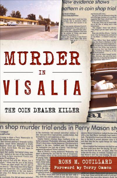 Buy Murder in Visalia at Amazon