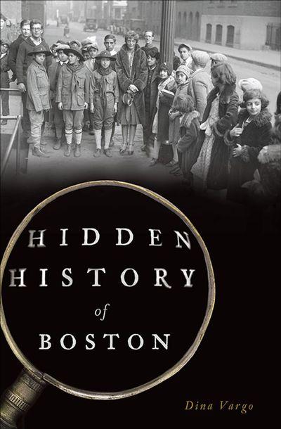 Buy Hidden History of Boston at Amazon