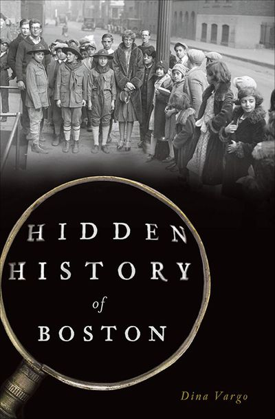 Buy Hidden History of Boston at Amazon