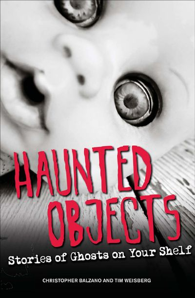 Buy Haunted Objects at Amazon