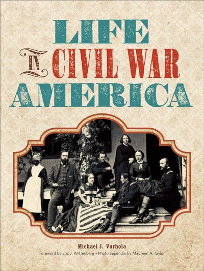 Buy Life in Civil War America at Amazon