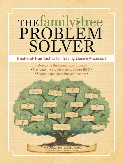 Buy The Family Tree Problem Solver at Amazon