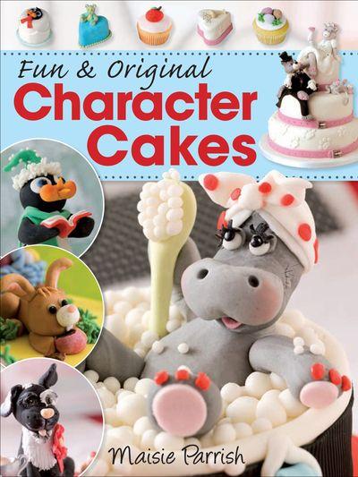 Buy Fun & Original Character Cakes at Amazon