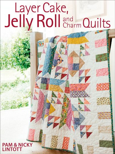 Buy Layer Cake, Jelly Roll and Charm Quilts at Amazon