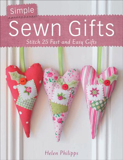 Buy Simple Sewn Gifts at Amazon