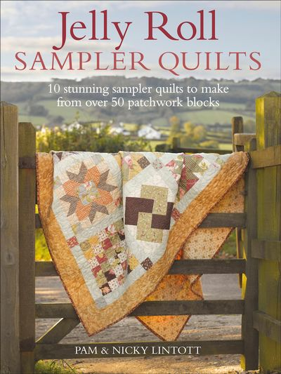 Buy Jelly Roll Sampler Quilts at Amazon