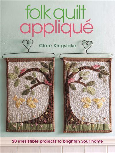 Buy Folk Quilt Appliqué at Amazon