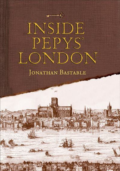 Buy Inside Pepys' London at Amazon