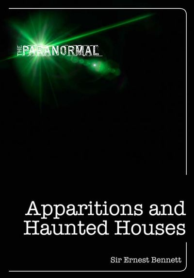 Buy Apparitions and Haunted Houses at Amazon