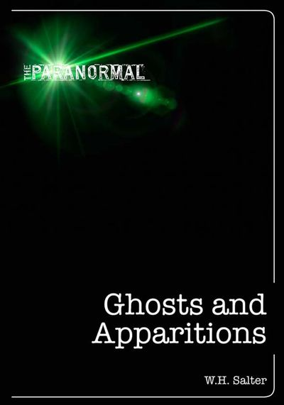 Buy Ghosts and Apparitions at Amazon