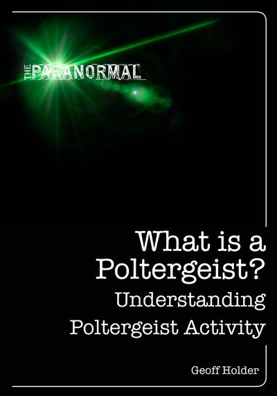 Buy What is a Poltergeist? at Amazon