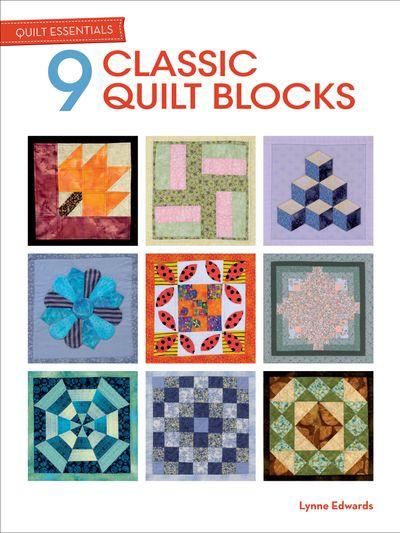 Buy 9 Classic Quilt Blocks at Amazon