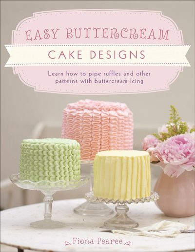 Buy Easy Buttercream Cake Designs at Amazon