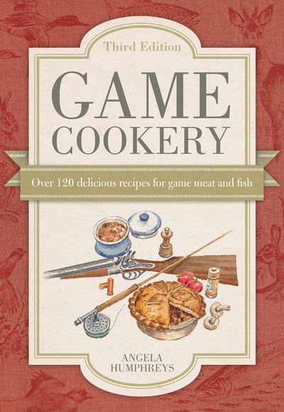 Buy Game Cookery at Amazon