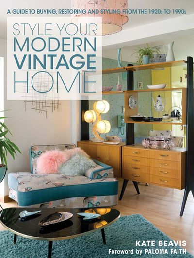 Buy Style Your Modern Vintage Home at Amazon