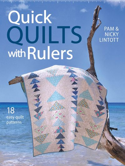 Buy Quick Quilts with Rulers at Amazon
