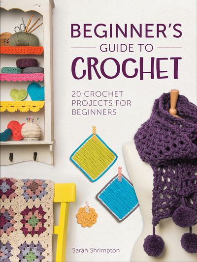 Buy Beginner's Guide to Crochet at Amazon