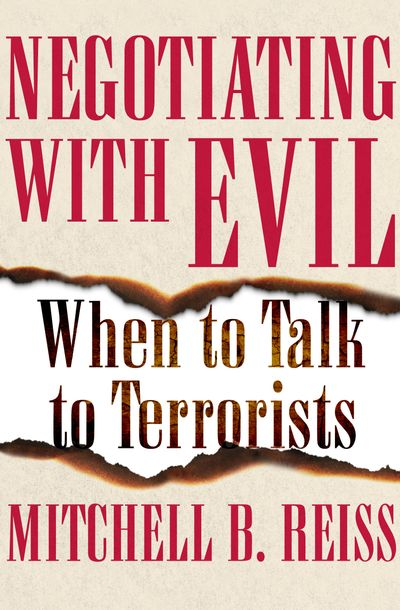 Buy Negotiating with Evil at Amazon