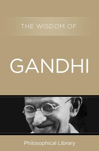 Buy The Wisdom of Gandhi at Amazon