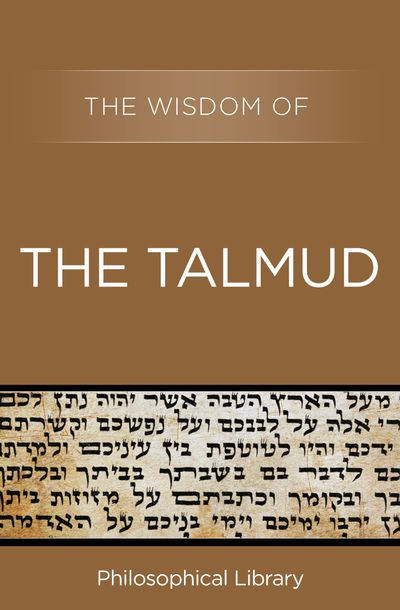 Buy The Wisdom of the Talmud at Amazon