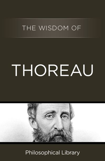 Buy The Wisdom of Thoreau at Amazon
