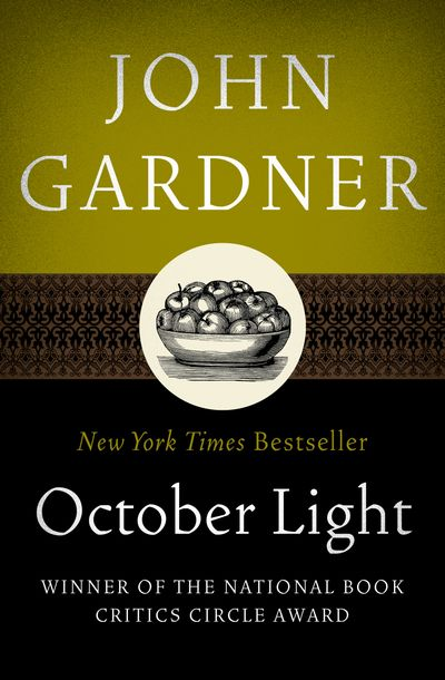 Buy October Light at Amazon