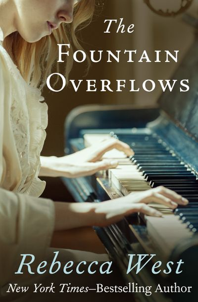 Buy The Fountain Overflows at Amazon