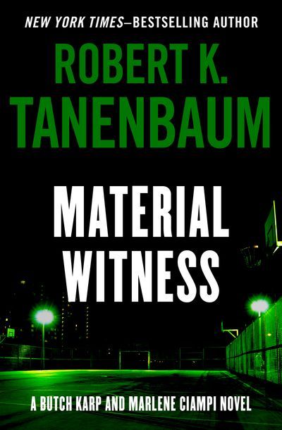 Buy Material Witness at Amazon