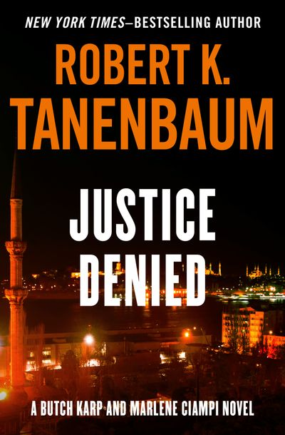 Buy Justice Denied at Amazon