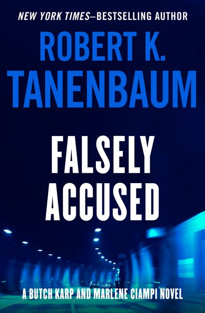 Buy Falsely Accused at Amazon