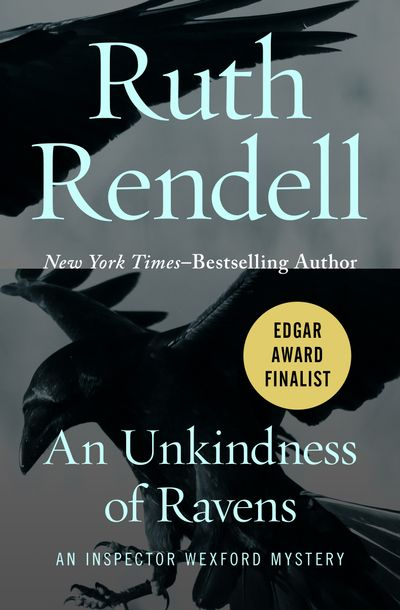 Buy An Unkindness of Ravens at Amazon