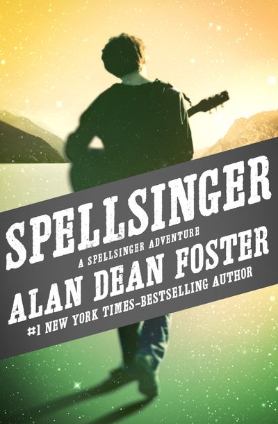 Buy Spellsinger at Amazon