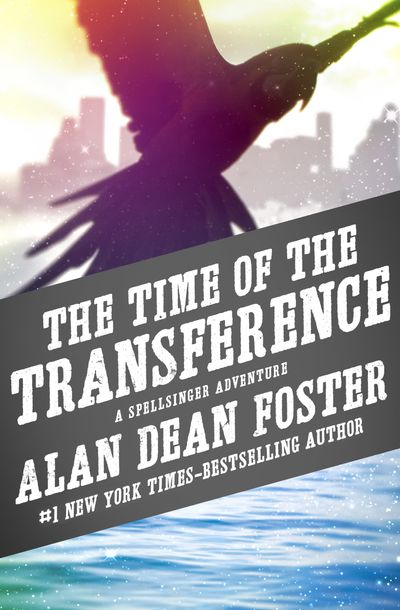 Buy The Time of the Transference at Amazon