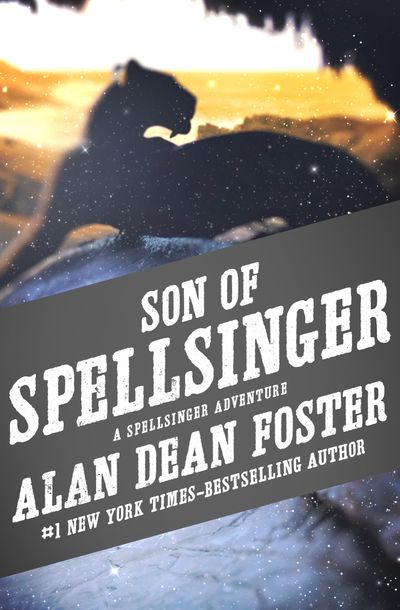 Buy Son of Spellsinger at Amazon