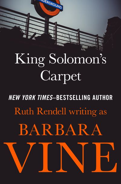 Buy King Solomon's Carpet at Amazon