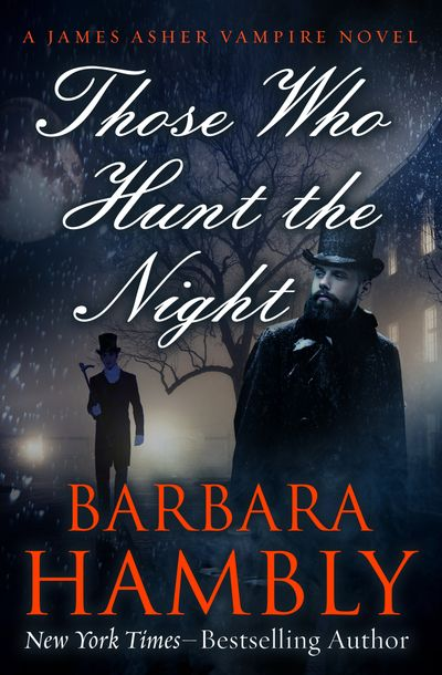 Buy Those Who Hunt the Night at Amazon