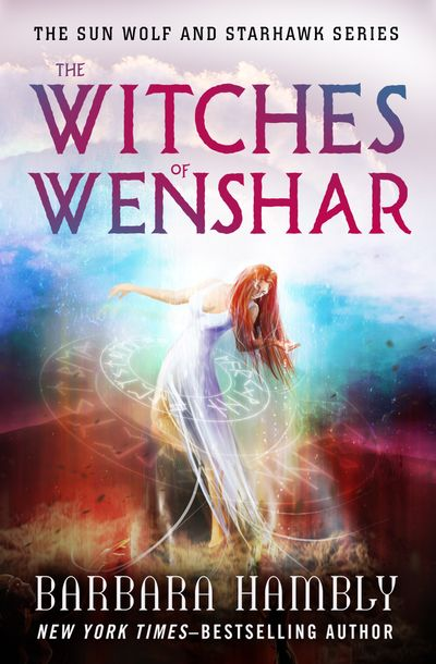 Buy The Witches of Wenshar at Amazon