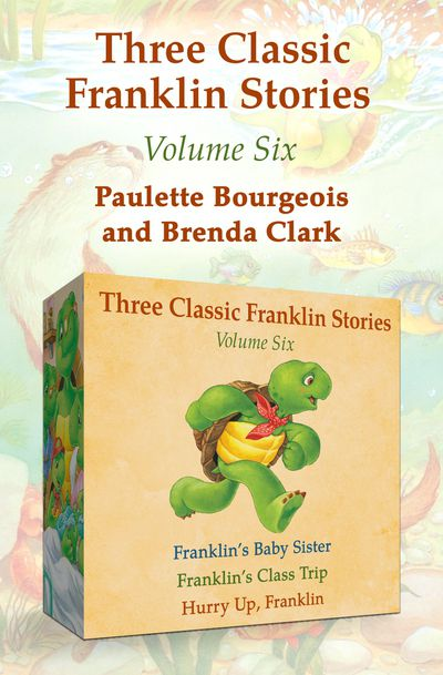Buy Three Classic Franklin Stories Volume Six at Amazon